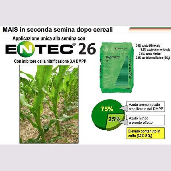 prezzo più economico il più economico andare online Entec 26 concime azotato ad alto contenuto di Zolfo   Di ...